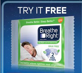 breath right