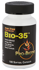 Bio 35 FREE Sample of Bio 35 Nutritional Supplement