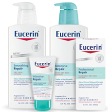 Eucerin Smoothing Repair Dry Skin Lotion1 FREE Eucerin Smoothing Repair Lotion Samples (3 Links)