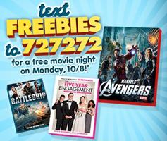 RedBox Freebies FREE Redbox Movie Rental on October 8th (New Members)