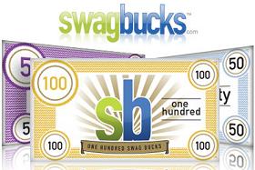 Swagbuck1 7 FREE Swagbucks Code