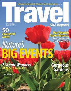 Travel 50 and Beyond Magazine