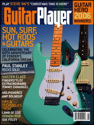 Guitar Player Magazine FREE Subscription to Guitar Player Magazine