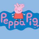 Peppa FREE Peppa Plush Backpack Clip