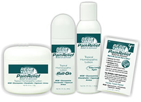 Real Time Pain Relief FREE Sample of Real Time Pain Relief