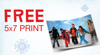 5x7 Print Walgreens FREE 5x7 Photo Print at Walgreens Today 12/22 Only