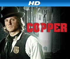 Copper Season 1 FREE Luther Season 2 and Copper Season 1 on Amazon Instant Video