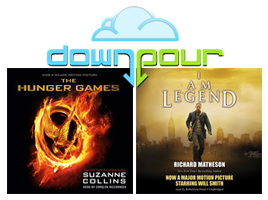Downpour Downpour: FREE Audiobook Download: 20 Titles to Choose From