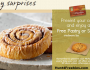 FREE Pastry or Sweet at Panera