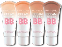 Maybelline Dream Fresh BB Cream1 FREE Maybelline Dream Fresh BB Cream Sample