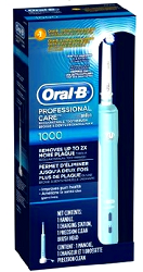Oral B Power FREE Oral B Professional Toothbrush From Dr Oz