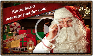 Personalized Video from Santa Christmas Freebie Roundup