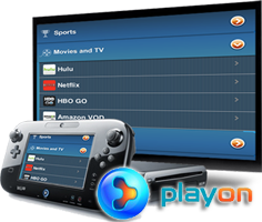 PlayOn FREE 1 Year PlayOn License for Wii U Owners