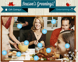 RB Seasons Greetings 115 FREE RecycleBank Points From Holiday Entertaining (Updated)