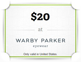 Wrapp: FREE $20 Warby Parker Gift Card - Hunt4Freebies