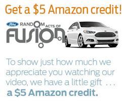 Amazon Credit FREE $5 Amazon.com Credit