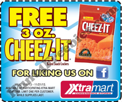 Xtra-Mart-Cheez-it-Coupon