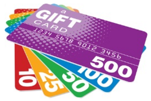 Gift Cards Isay