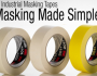 Industrial-Masking-Tapes