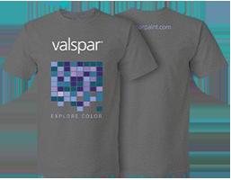 Valspar tshirt FREE Valspar T Shirt