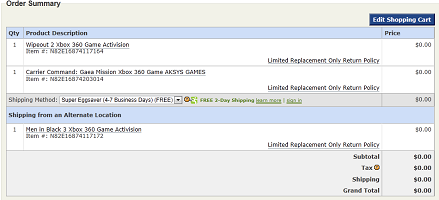 Xbox Games 3 FREE Xbox 360 Games From NewEgg