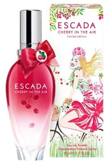 Escada Cherry In The Air Fragrance FREE Escada Cherry In The Air Fragrance Sample