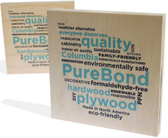 PureBond Hardwood Plywood Panel