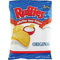 Ruffles Chips FREE Bag of Ruffles Chips at Hess Express (Today)