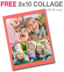 Walgreens 8x10 Collage1 FREE 8×10 Photo Collage Print at Walgreens