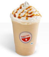creme caramel javakula FREE Caramel Candy Latte form Seattles Best