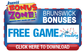 image relating to Brunswick Zone Printable Coupon identified as Totally free Bowling for Youngsters at Brunswick This Summer months 2015