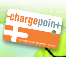 Chargepoint Card