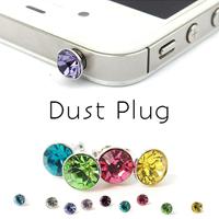 Fashionable-Crystal-Diamond-Dust-Plug