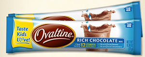 Ovaltine11 FREE Ovaltine Stick Pack Drink Mix Sample
