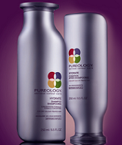 Pureology Hydrate Shampoo FREE Pureology Hydrate Shampoo and Conditioner Packettes