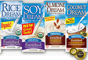 Rice Dream FREE Dream Non Diary Beverage Product at Walmart