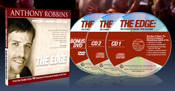 FREE Tony Robbins: The Edge or...