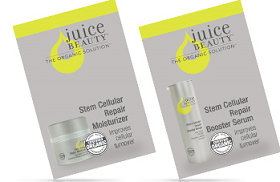 Juice Beauty Stem FREE Juice Beauty Daily Essentials Collection Sample