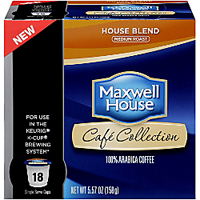 Maxwell House Single Serve Cups FREE Sample of Maxwell House K Cup Coffee