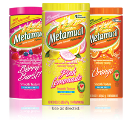 Metamucil Product FREE Metamucil Sample Packs