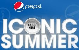 Pepsi Summer Iconic Code