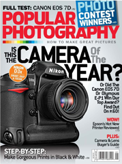 Popular Photography FREE Subscription to Popular Photography Magazine