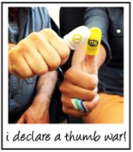 Thumb Socks