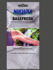 Nikwax BaseFresh FREE Sample of Nikwax BaseFresh