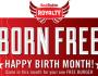 Red Robin Birthday