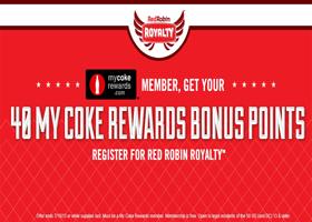 my red robin rewards