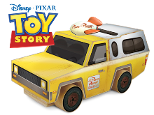 Toy Story Pizza Planet Truck FREE Toy Story Pizza Planet Truck Clinic For Kids at Lowes on 7/13 7/14
