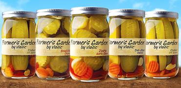Vlasic Farmers Garden Pickles FREE Jar of Vlasic Farmers Garden Pickles at 1PM EST (LIVE NOW)