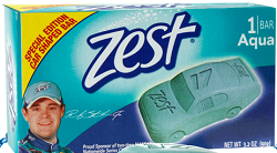 Zest Special Edition Car Shaped Bar