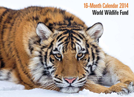 2014 World Wildlife Fund Calendar FREE 2014 World Wildlife Fund Calendar